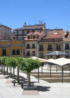 Visita Aranda con guía turístico y visita bodega histórica subterránea